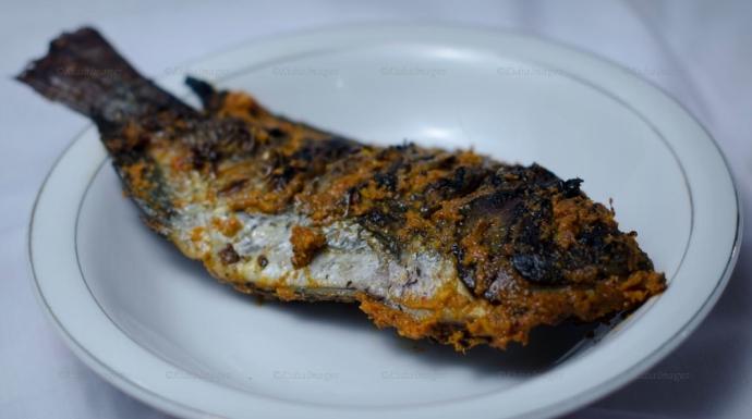 Ikan Panggang