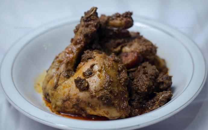 Randang Ayam