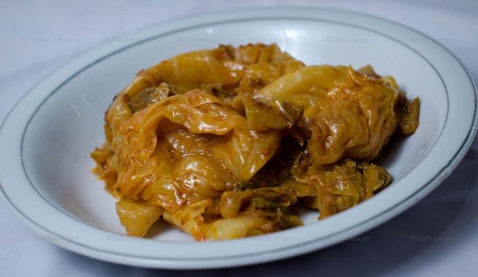 Sayur Kapau
