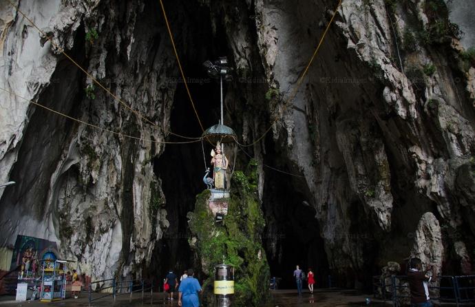 Pintu Masuak Gua Batu Caves