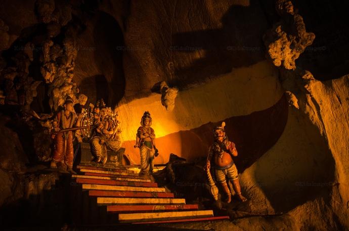 Beberapa Patung Di batu Caves